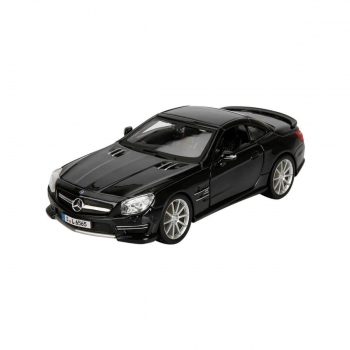 Mercedes Benz SL 65 AMG Hardtop 1/24 Model Araba  021066SN