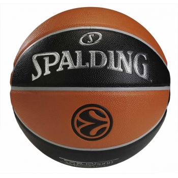 Spalding TF-500 Turkish Airlines Euroleague Basket Topu No:6