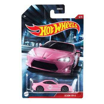 Hot Wheels Cult Racers Arabalar GYN19