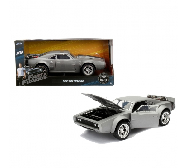 Fast & Furious FF8 Ice Charger 1:24  253203023