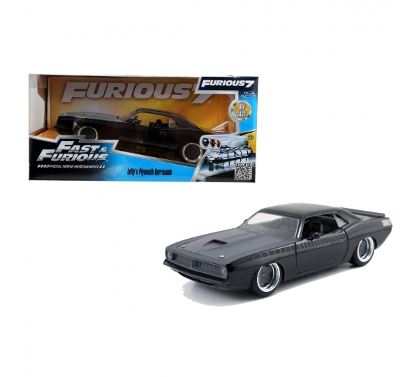 Fast & Furious 1970 Plymouth 1:24  0253203031