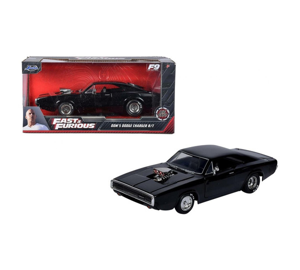 Fast - Furious 1327 Dodge Charger 1:24