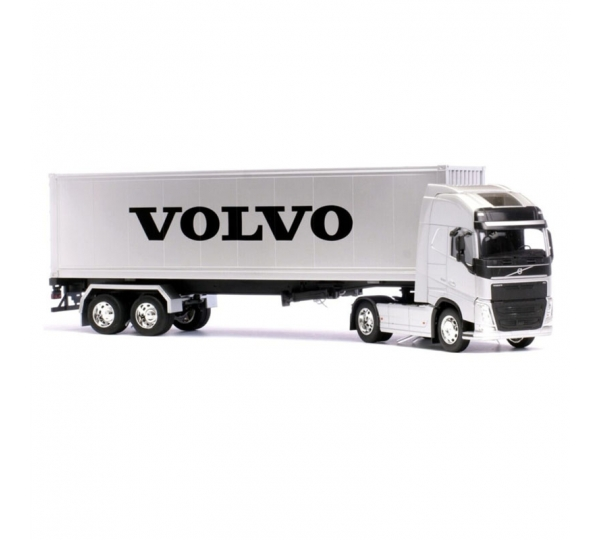 Welly 1:32 Diecast Model Volvo Fh12 Tır  32691S-W