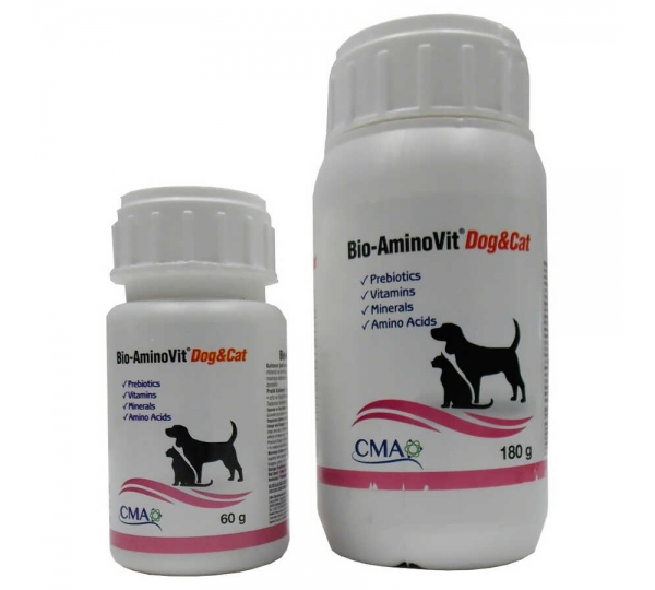CMA Bio Aminovit Dog & Cat 60 Gr.
