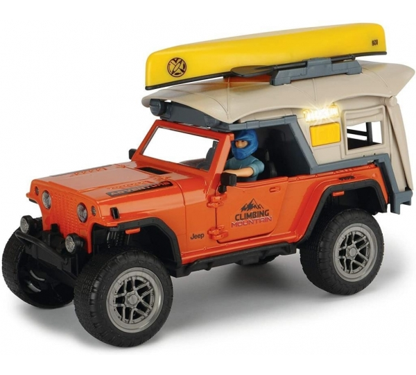 Dickie Toys Playlife Camping Set 3835004