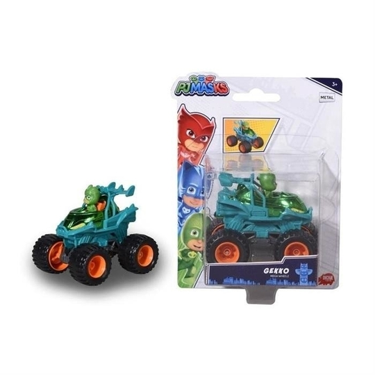 Pj Maskeliler Single Pack Gekko Mega Wheelz 3141016
