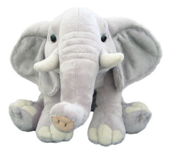 Peluş Oyuncak Floppy Fil 30 cm Animals Of The World Floppy 20859