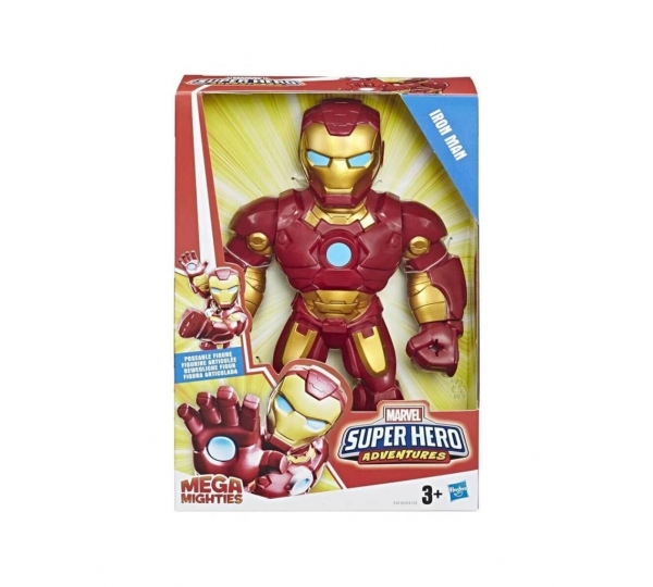 Sha Marvel Mega Mighties Figür 25 cm E4132